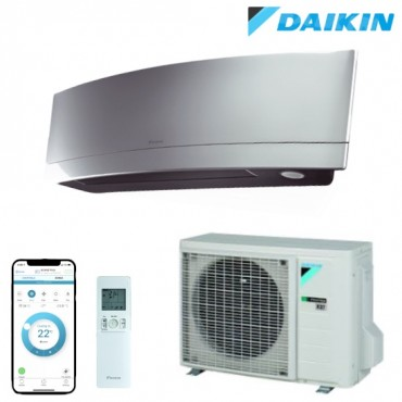 Daikin Emura Wall Mounted Air Conditioner FTXJ25M