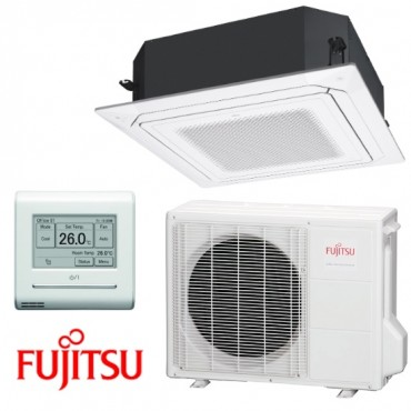 Fujitsu Ceiling Cassette Air Conditioner AUXG24LRLB