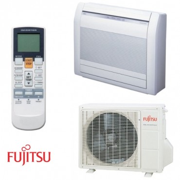 Fujitsu Floor Mounted Air Conditioner AGYG12LVCA