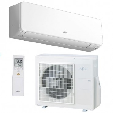 Fujitsu Wall Mounted Air Conditioner ASYG12KGTA