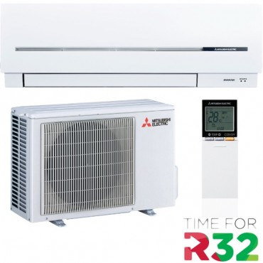 Mitsubishi M Series Air Conditioner MSZ-AP25VG R32