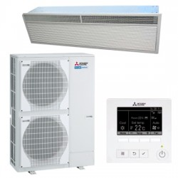Mitsubishi Recessed Air Curtain Heat Pump HP1500R DXE