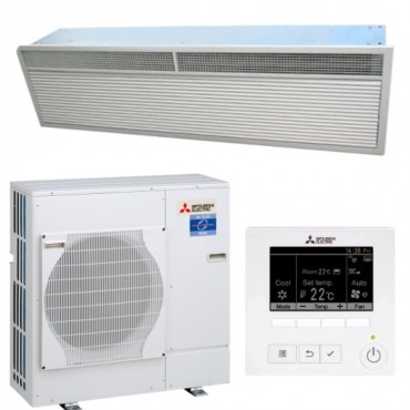 Mitsubishi Recessed Air Curtain Heat Pump HP1000R DXE