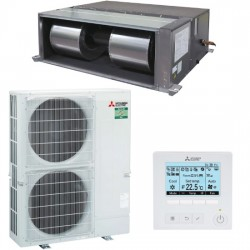 Mitsubishi High Static Ducted Heat Pump PEA-RP200WKA