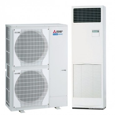 Mitsubishi Floor Mount Air Conditioner PSA-RP125KA