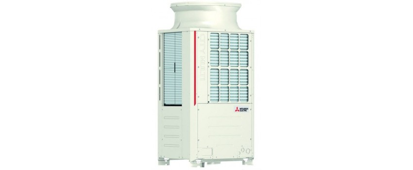 Mitsubishi Electric R2 Series VRF High Efficiency
