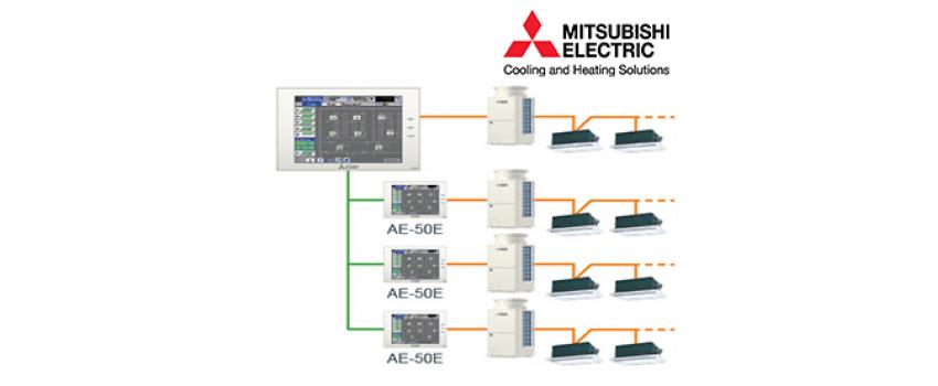 Mitsubishi Electric City Muti BEMS Interfaces