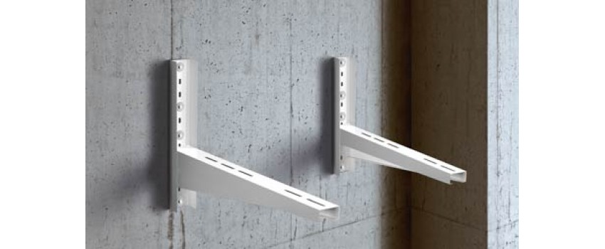Air Conditioning Welded Support Bracket