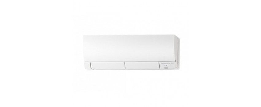 Mitsubishi Electric MSZ-FH series white compact size wall mounted