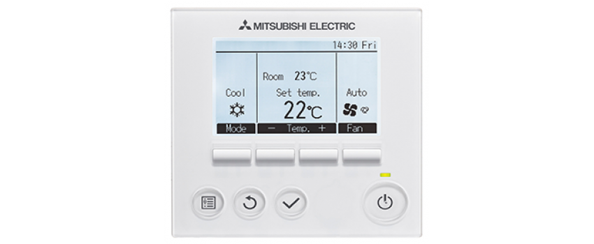 Mitsubishi Electric Remote Controllers