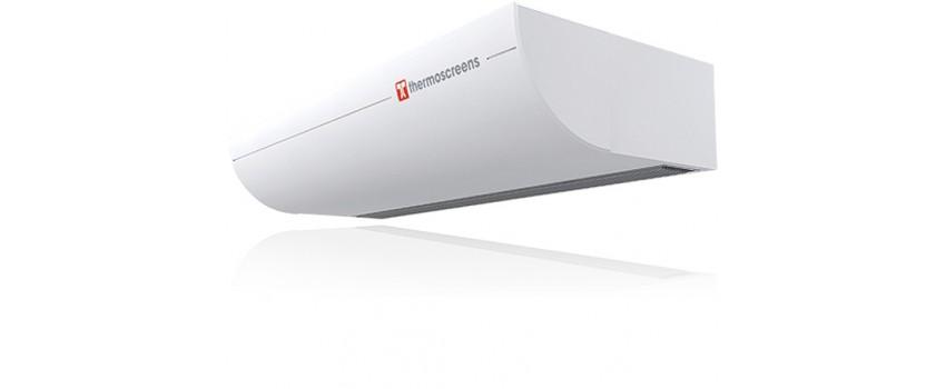 Mitsubishi Recessed Air Curtain DXE HP