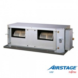 Fujitsu Airstage VRF High Static Fan Coil Unit ARXC96GATH