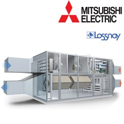 Mitsubishi Electric Commercial Lossnay LK-1500