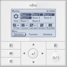 Fujitsu Hard Wired Central Remote Controller UTY-DMMYM