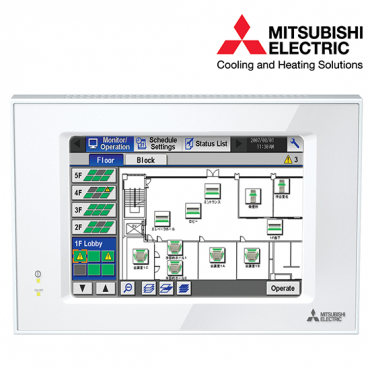 Mitsubishi Electric Centralised Controller AE-200E