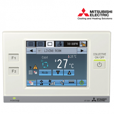 Mitsubishi Electric Centralised Controller AT-50B