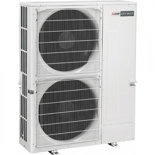 powerful mitsubishi electric pumy p125ykm2 heat pump. Black Bedroom Furniture Sets. Home Design Ideas