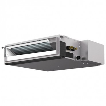 Mitsubishi Electric Inverter Ceiling Concealed Ducted Heat Pump SEZ-KD25VAQ/SUZ-KA25VA4 (2.5 kW)