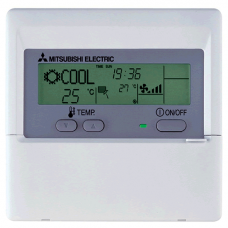 Mitsubishi Electric Standard Remote Controller PAR-W21MAA