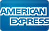 You can pay with American Express