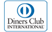 You can pay with Diners Club