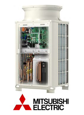 mitsubishi electric city multi YLM condenser