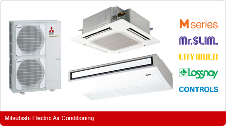 swat engineering and mitsubishi electric working in air conditioning industry