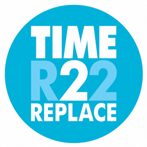 Time to replace R22 f -gas