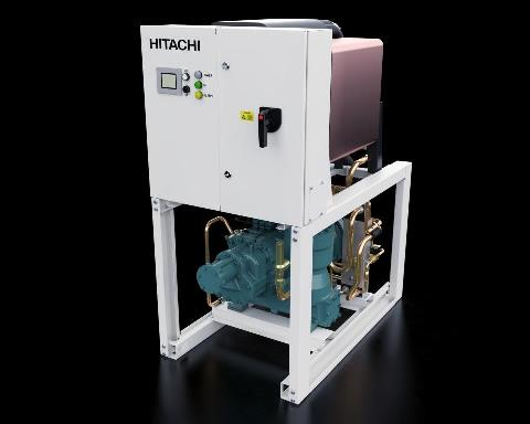 hitachi air conditioning and chiller systems for business