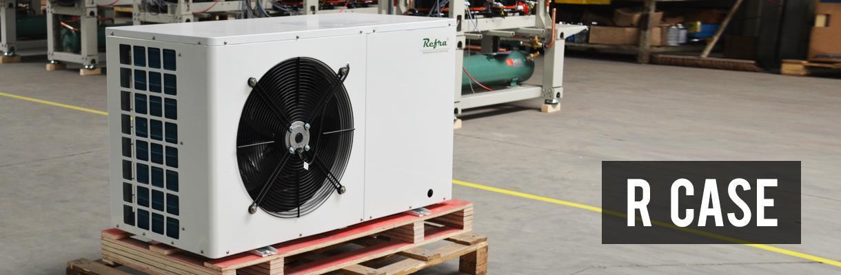 swat engineering supply r case refrigeration unit