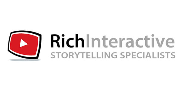 Rich iteractive logo client