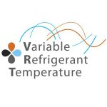 Daikin VRV logo - Variable Refrigerant Technology