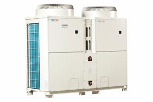 Mitsubishi Ecodan commercial CAHV air source heat pump system