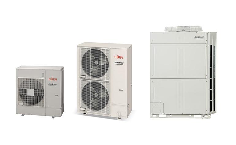 Fujitsu General J and V series