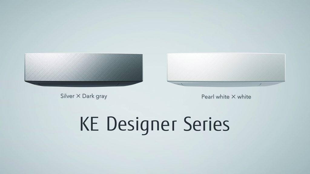 Fujitsu air conditioning KE designer series